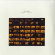 Front View : Fluxion - RIPPLE EFFECT (2X12INCH / BLACK VINYL) - Vibrant Music / VMR003_black