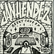 Front View : Jan Hendez - GEEKY CAVE EP - Lumbago / LMBG04