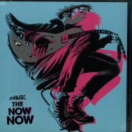 Front View : Gorillaz - THE NOW NOW (LP + MP3) - Warner / 9029564342 / 8422202