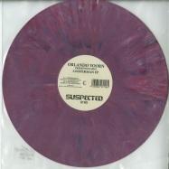 Front View : Orlando Voorn Presents E110101 - LOOPERMAN EP (COLOURED VINYL) - Suspected / susltd016