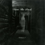 Front View : Various Artists - FROM THE DARK VOLUME 2 (2LP) - Cultivated Electronics / CE027