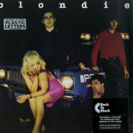 Front View : Blondie - PLASTIC LETTERS (180G LP + MP3) - Capitol / 5355033