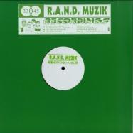 Front View : Various Artists - RM241218 - R.A.N.D. Muzik Recordings / RM241218