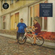 Front View : Feine Sahne Fischfilet - BLEIBEN ODER GEHEN (LP + MP3) - Audiolith / AL219 / 6482386