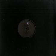 Front View : Michael James - BOSH! (140 G VINYL) - Constant Black / CB 008