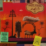 Front View : Paul McCartney - EGYPT STATION - EXPLORERS EDITION (LTD 3LP + MP3) - Capitol / 7750148