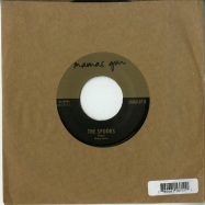 Front View : Mamas Gun - THE SPOOKS / GOLDEN DAYS (7 INCH) - Ubiquity / UR7375