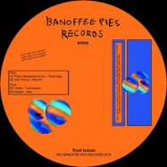 Front View : V/A - D. Tiffany / Regularfantasy & more - TRUST ISSUES - Banoffee Pies / BP009