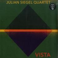 Front View : Julian Siegel Quartet - VISTA (180G 2LP + MP3) - Whirlwind / 05154621
