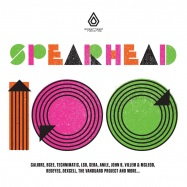 Front View : Various Artists - SPEARHEAD (4LP BOX SET) - Spearhead / SPEAR100