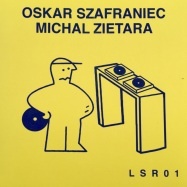 Front View : Michal Zietara & Oskar Szafraniec - UNIVERSAL WORLDWIDE WEEKEND EP (VINYL ONLY) - Loser Records / LSR01