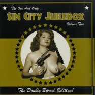 Front View : Various Artists - SIN CITY JUKEBOX 02 (LP) - Stag-O-Lee / STAGO160 / 05182321