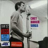 Front View : Chet Baker - IN NEW YORK (180G LP) - Jazz Images / 1019108EL2