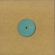 Front View : natural/electronic.system. - MEDITERRANEA EP - Tikita / TIKITA011