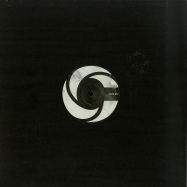 Front View : Dino Sabatini - MONOCHROMATIC REALITY EP (VINYL ONLY) - Concrete Records LTD / CLTD012