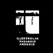 Front View : illektrolab - PARANOID ANDROID - brokntoys / BT39