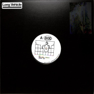 Front View : Various Artists - UNTITLED (VINYL ONLY) - Long Vehicle / LV1