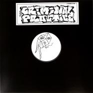 Front View : Various Artists - CRIME002 - Criminal Practice / Crime002