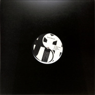 Front View : ckb - ROUND-ROBIN EP (180G / VINYL ONLY) - Modeight / MODEIGHT010