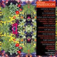 Front View : Various Artists - KALEIDOSCOPE! NEW SPIRITS KNOWN AND UNKNOWN (3LP + MP3) - Soul Jazz / SJRLP455 / 05199191