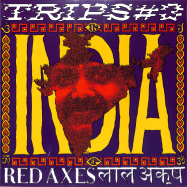 Front View : Red Axes - TRIPS 3: INDIA - !K7 Records / K7390EP