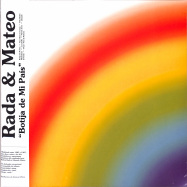 Front View : Ruben Rada & Eduardo Mateo - BOTIJA DE MI PAIS (LP) - Little Butterfly Records / LBR 029