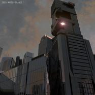 Front View : Jossy Mitsu - PLANET J - Astral Black / AST036
