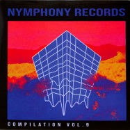 Front View : Various Artists - COMPILATION VOL.9 HOUSE - Nyphony Records / NREC057H