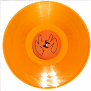 Front View : ChezN Trent (Chez Damier Ron Trent) - THE CHOICE (TRANSPARENT ORANGE VINYL) - KMS / KMS051ORANGE