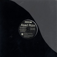 Front View : Asad Rizvi - DOT THAT WHOLES YOUR! - Soco Audio / SOCO0096