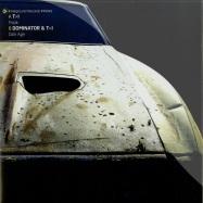 Front View : T>I & Dominator - FREAK / DARK AGE - Innerground Records / inn049