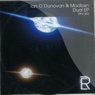 Front View : Ian O Donovan & Madben - DUAL EP - Electronical Reeds / erv002