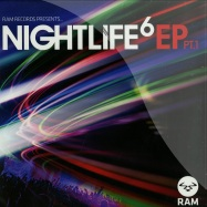 Front View : Andy C presents - NIGHTLIFE 6 - PART 1 (2X12) - Ram Records / Ramm151