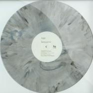 Front View : Trackheadz / Microphunk - OUR MUSIC / EDGE OF INFINITY (MARBLED VINYL) - Sharivari / SHV012