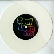 SOUL LOVE 2014 RECORD STORE DAY SAMPLER 1 (WHITE 7 INCH)
