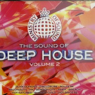THE SOUND OF DEEP HOUSE 2 (2XCD)