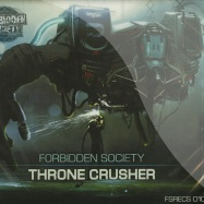 THRONECRUSHER (2XCD)