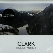 THE LAST PANTHERS (CD, NUMBERED LTD ED)