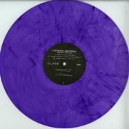 Front View : Foreign Material - OMEGA SYSTEM EP (HIVER REMIX) (LILAC VINYL) - Curle / CURLE056