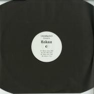 Front View : Kokaz - EP / SWOY RMX (VINYL ONLY) - Djebali / DJEBPR007