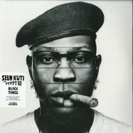 Front View : Seun Kuti & Egypt 80 - BLACK TIMES (2X12 LP) - Strut Records  / strut163lp