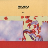 Front View : M.ono - Mountain Game EP - SUOL / SUOL079