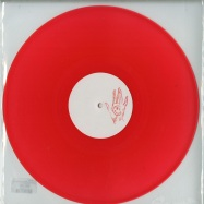 Front View : B. Traits - PEOPLES NATION (RED VINYL) - In.Toto  / INTOTO003