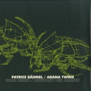 Front View : Patrice Baeumel, Adana Twins - ROARS REMIX / AUFSTAND DER MASSEN - Watergate Records / WGVINYL52