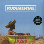 Front View : Rudimental - TOAST TO OUR DIFFERENCES (2LP) - Warner / 8697065