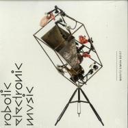 Front View : Moritz Simon Geist - ROBOTIC ELECTRONIC MUSIC (LP) - Sonic Robots Records / SRR 002 LP