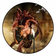 Front View : Alec Troniq - CADOOSH (ONE SIDED PICTURE DISC) - Mos Ferry Prod / MFD50