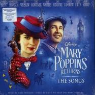 Front View : Marc Shaiman & Scott Wittman - MARY POPPINS RETURNS: THE SONGS (LP) - Walt Disney Records / 8740883