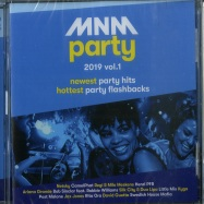 Front View : Various Artists - MNM PARTY 2019 VOL 1 (2XCD) - 541 Records / 541821CD
