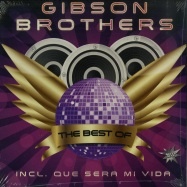Front View : Gibson Brothers - THE BEST OF (LP) - Zyx / SIS 1043-1